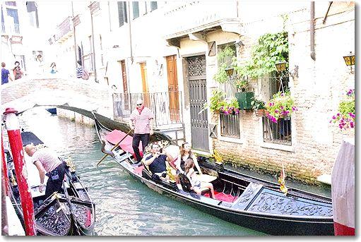 ベネチア 家