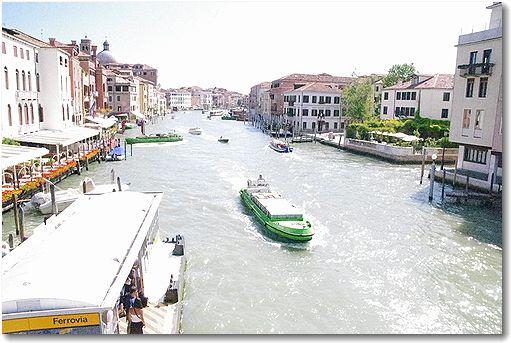 ベネチア 町並み