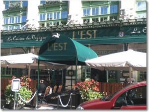 リヨン食べ歩き L'EST、LE WEST、LE SUD、LE NORD ポールボキューズ東西南北のお店