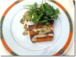 リヨン食べ歩き Brasserie de Leon de Lyon 料理人のおじいさんおススメの店