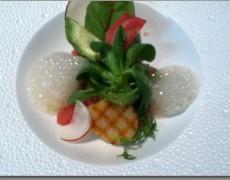 Le Concert de Cuisine パリのレストラン 日本人シェフが手掛ける鉄板フレンチ!